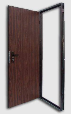 דלת אקוסטית 38dB