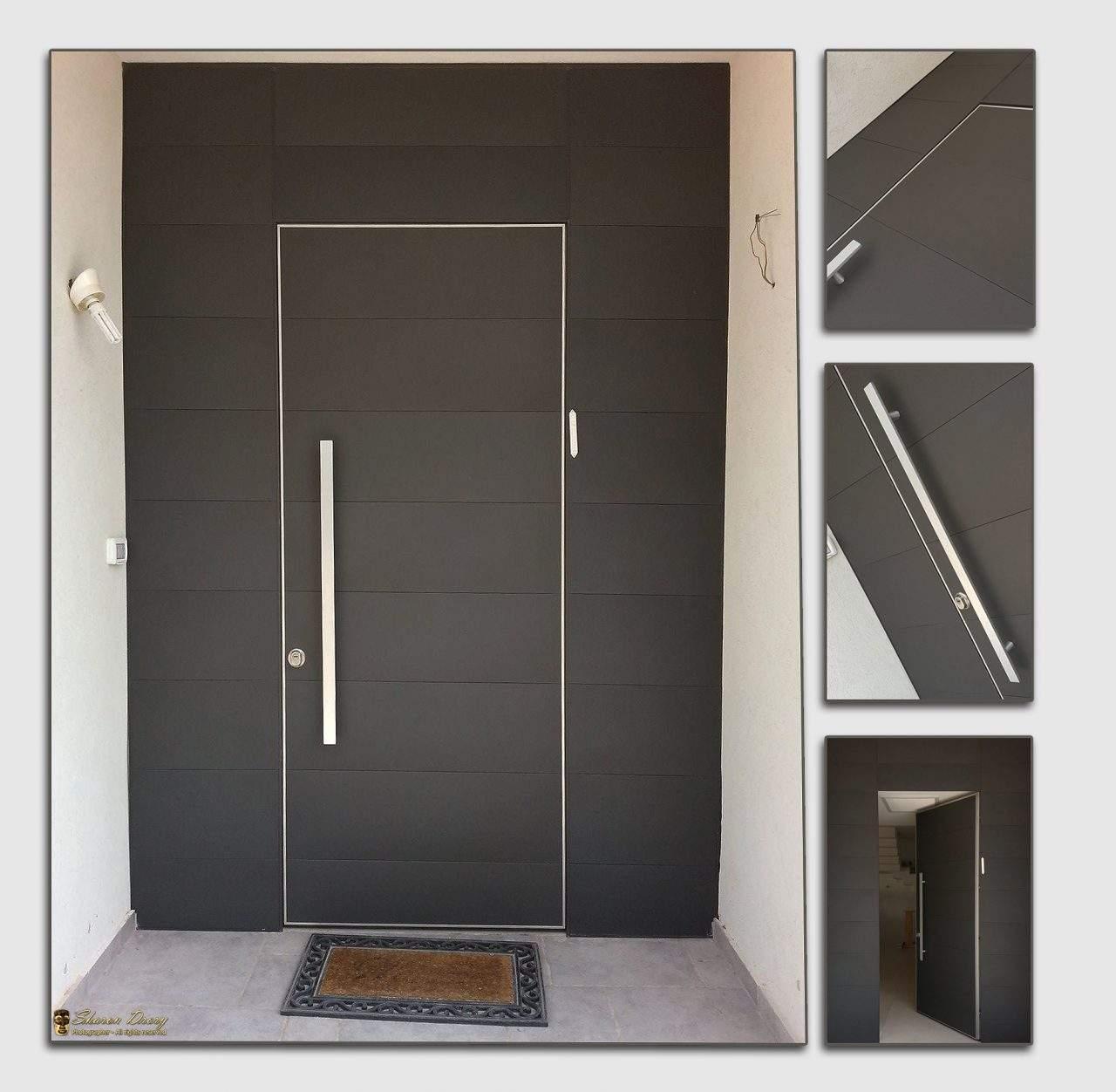 דלת קו 0 שריונית חסם