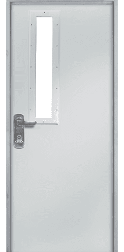 SL-311A Fire Proof with rectangular window